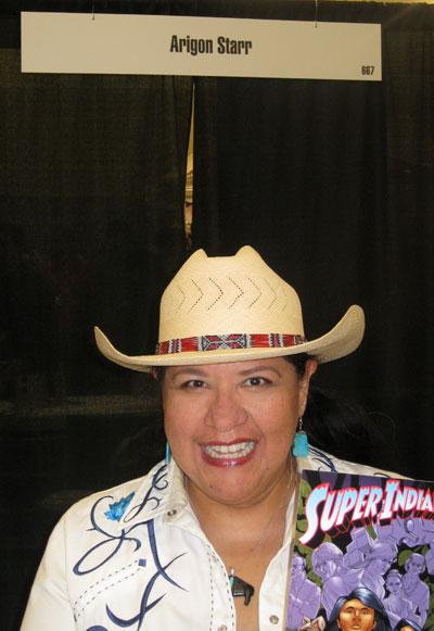 Arigon at the Phoenix Comic Con 2011