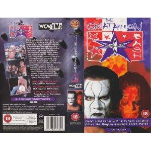 La rivalidad Sting vs Vampiro en The Great American Bash