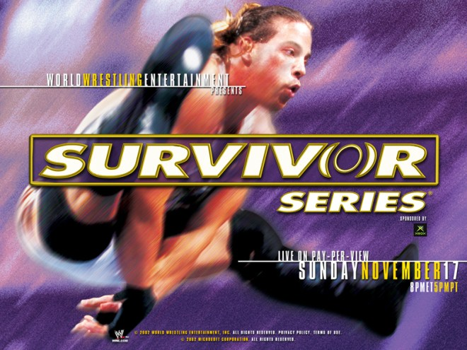 Survivor Series 2002