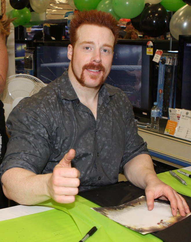 Sheamus en Sydney, Australia / Photo by: Eva Rinaldi - Flickr.com