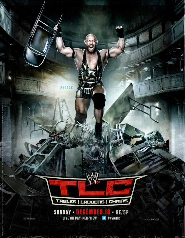 WWE TLC (Tables, Ladders & Chairs) 2012
