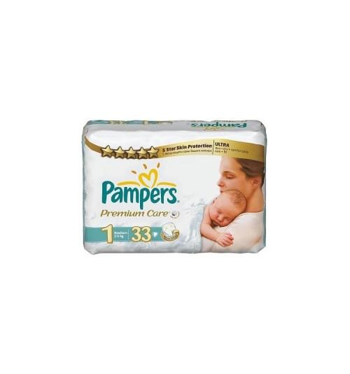 Medium Of Pampers Newborn Diapers