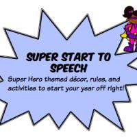 Super Start to Speech!