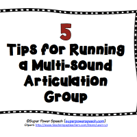 5 Tips for Running a Multi-sound Articulation Group