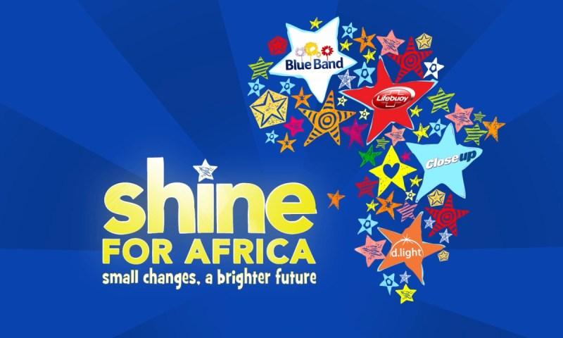 Unilever – Shine