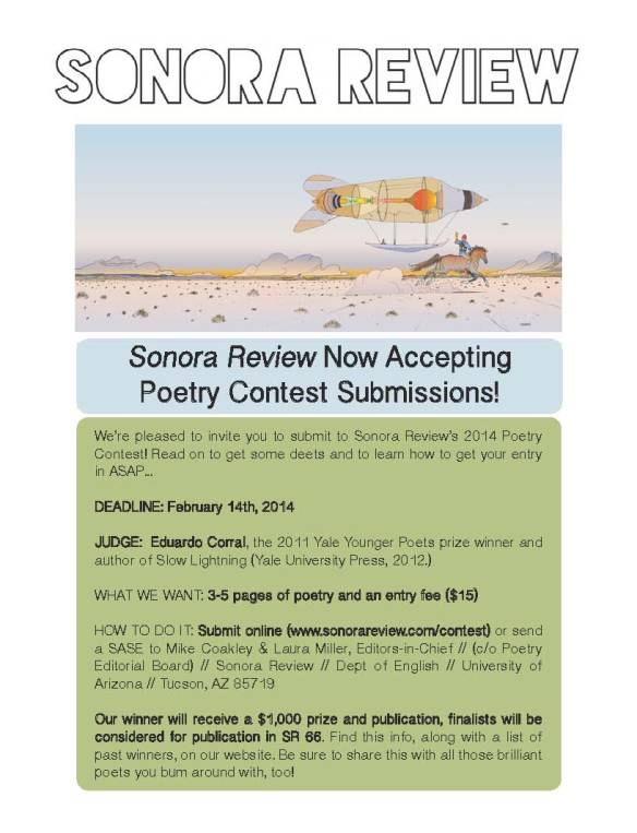 SonoraReviewPoetryContest