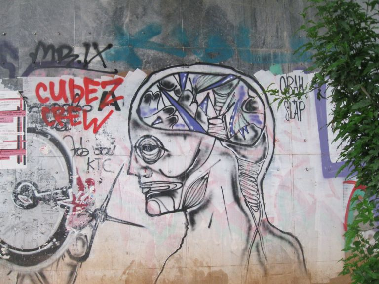Athens Graffiti Art