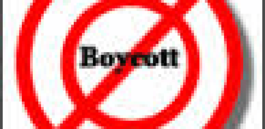 Penalty for Anti-boycott Violations