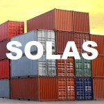 shipping containers- SOLAS