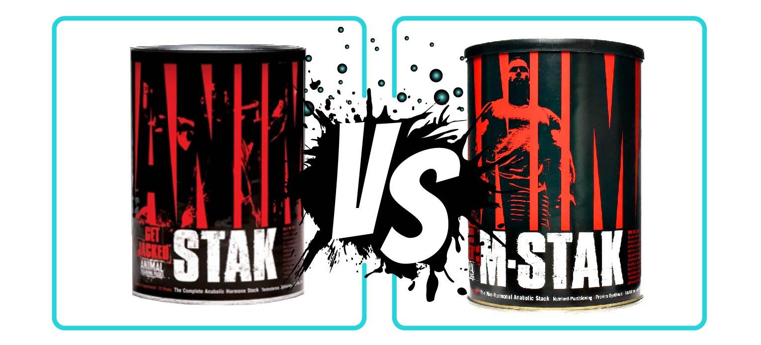 Animal Stak vs M Stak Supplement Reviews & Comparison Hub