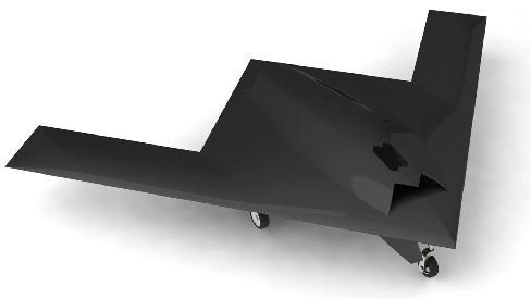 Stealth UAV