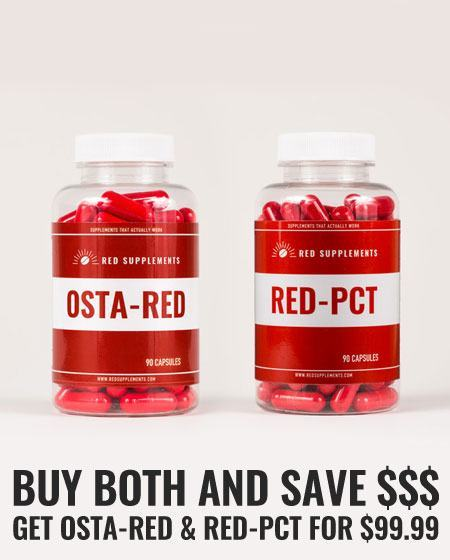 osta red and red pct