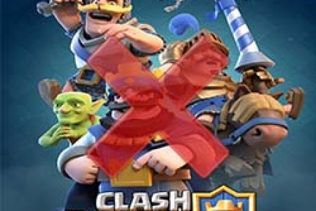 suppression clash royale