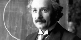 Albert Einstein (1879-1955) - German physicist