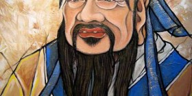 Confucius (551–479 BC) - Chinese politician, and philosopher