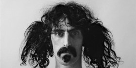 Frank Zappa (1940-1993) - American composer &amp; singer