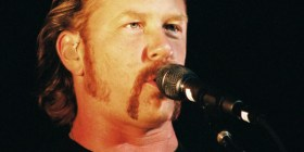 James Alan Hetfield (1963) - co-founder of the band Metallica