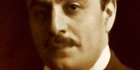 Kahlil Gibran (1883 - 1931) - Lebanese-American artist, poet and writer