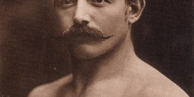 Omer de Bouillon (1874-1936) - Belgian wrestler