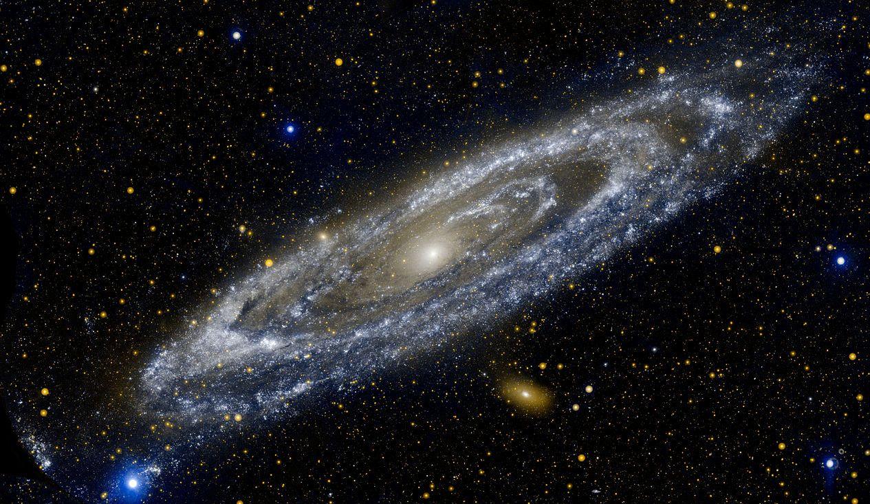 Escala de Kardashev: Como será quando aproveitarmos o poder de uma galáxia inteira