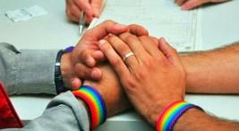 Seguro social para parejas homosexuales-A brinquitos se conquista el Everest3