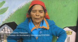 Pascualita Vasquez COPINH