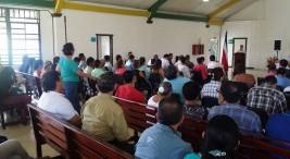 UNED y UCR ayudan a comunidades del Sur