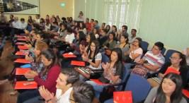 Universitarios aplauden la acreditacion EPPS5