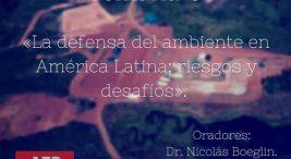 La defensa del ambiente en America Latina