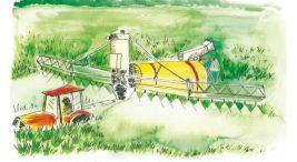 Encuentro comunidades afectados por el agronegocio