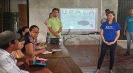 Familias de Upala agradecen apoyo de UCR tras emergencia