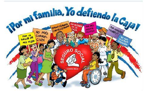 Junta de Salud de Montes de Oca en defensa CCSS