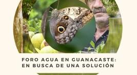 Foro Agua en Guanacaste