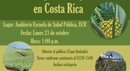 Foro Explotacion pinera en Costa Rica