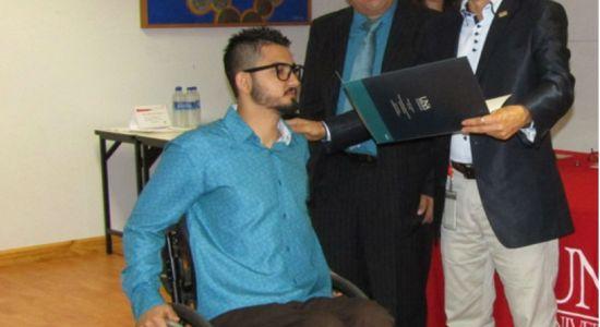UNA inclusiva para personas con discapacidad