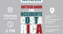Invitacion Articulando Occidente por Costa Rica2