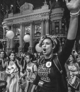 DEI Exigimos justicia para Marielle Franco