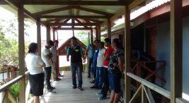 UNA Forjamos aprendiencias junto a nuestros maestros y maestras indigenas de Talamanca