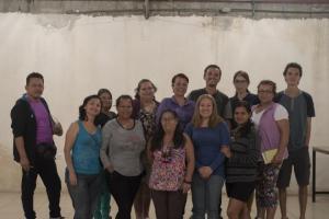 UCR Iniciativa estudiantil y comunidad de Los Cipreses reconstruyen la historia del barrio2