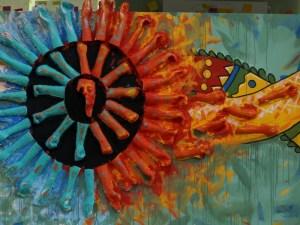 UCR Estudiantes y docentes de la Escuela de Artes Plasticas llevan su Accion Social a Mexico