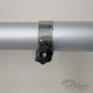 48' Aircraft Aluminium Pole Kit