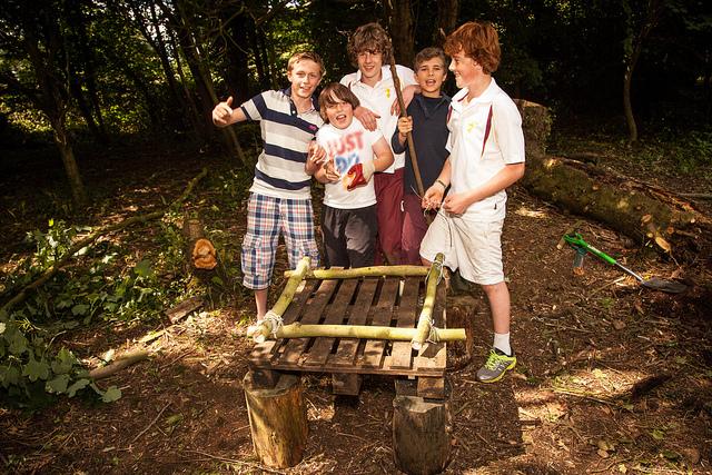 Forest School Fun