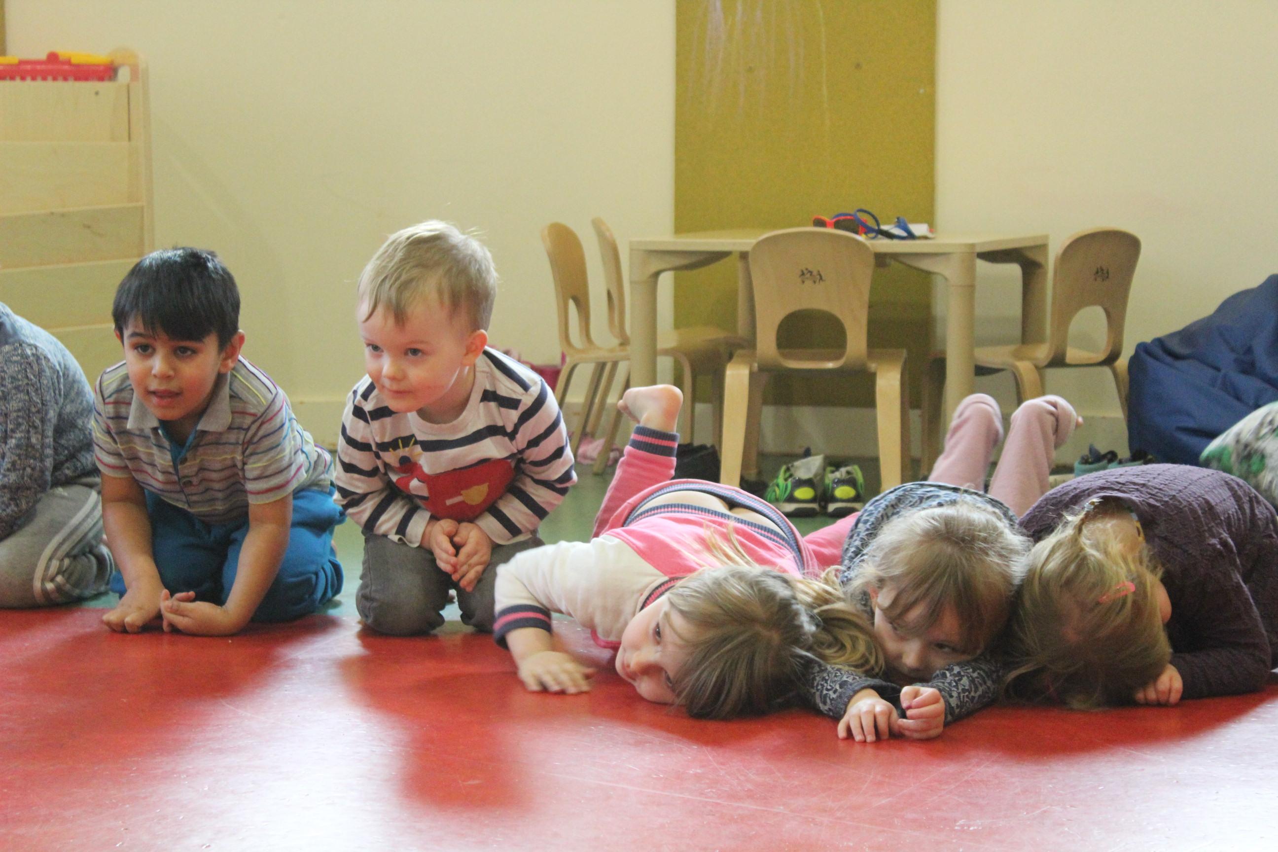 Little Stars PCFC Dance Class 27.01 (1)