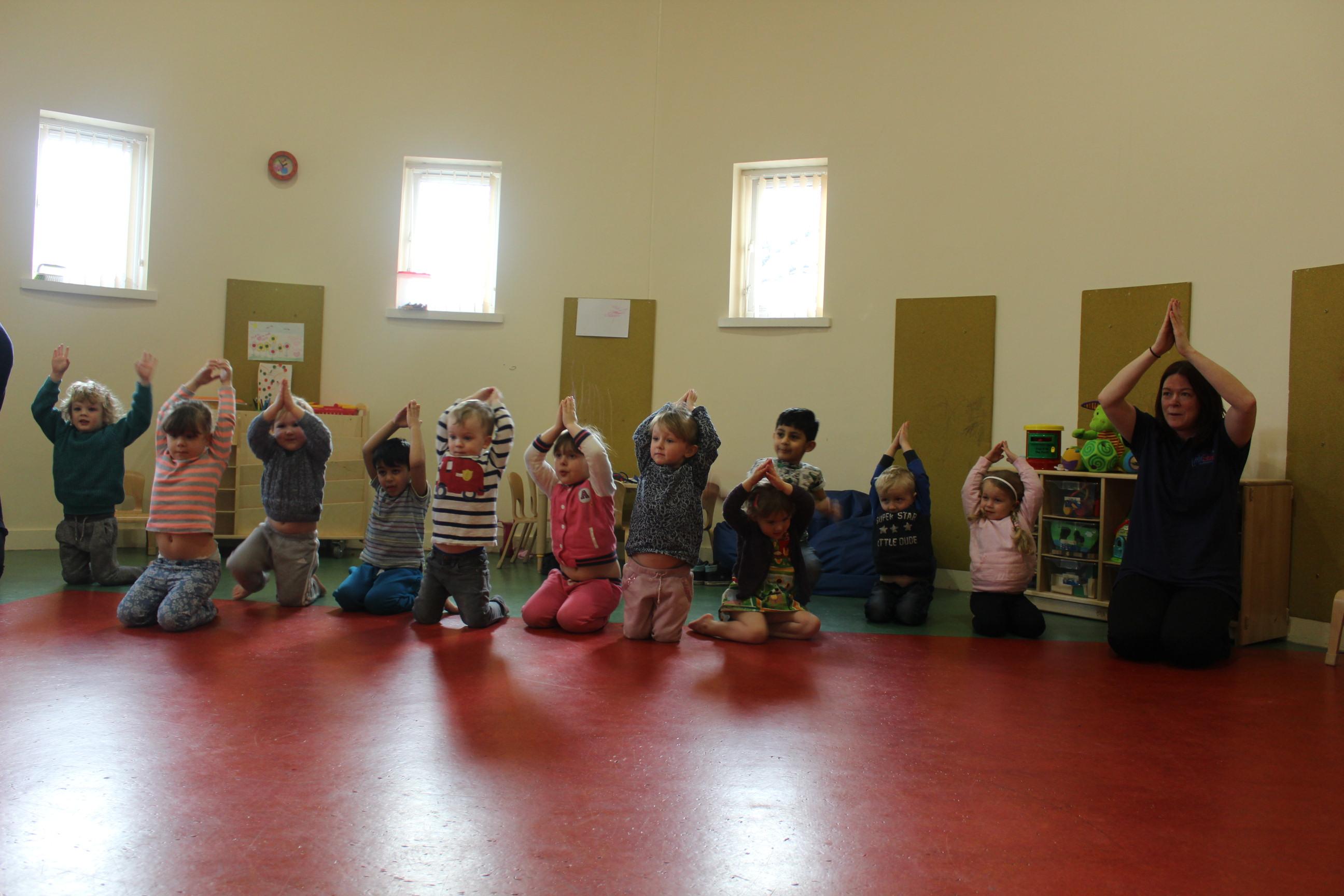Little Stars PCFC Dance Class 27.01 (90)