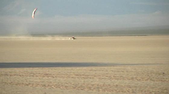 Arjen van der Tol: 133.4 kmh = 82.9 mph