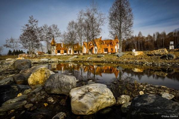 Castelul de lut Valea Zanelor Porumbacu de Sus 15