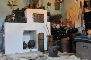 Muzeul Satului Hategan (Pesteana, judetul Hunedoara)