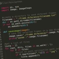 Descartando frames repetidos con un script en Python