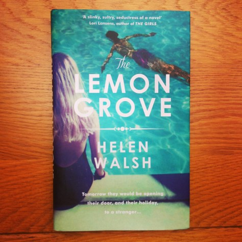 The Lemon Grove book