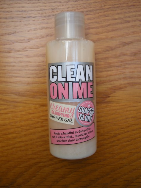 Soap and Glory Clean on Me